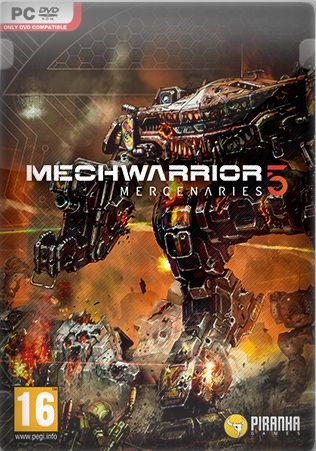 MechWarrior 5 Mercenaries (2019)